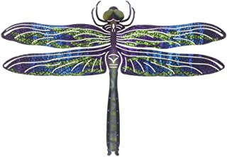 product image for Next Innovations Dragonfly Refraxions 3D Wall Art, Medium, Blue