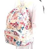 Itraveller Packable Lightweight Travel Hiking Backpack Daypack White Baroque