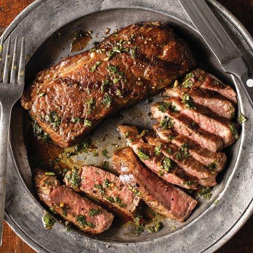 (Omaha Steaks Tri-Tip Steak Dinner)