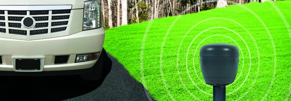 Safety Technology International, Inc.STI-V34150 Wireless Battery Powered Driveway Monitor with Voice Receiver by Safety Technology International, Inc. (Image #7)