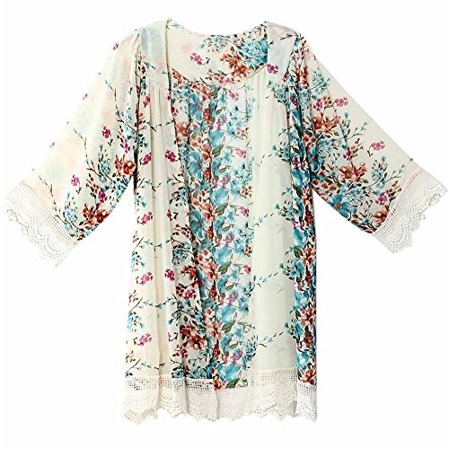 Froomer Vintage Floral Cardigan Chiffon product image