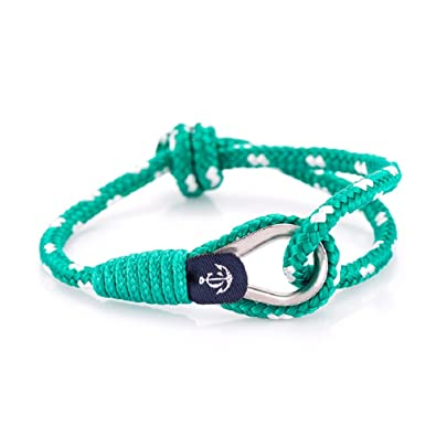 Maritime Bracelet CNB 51 Fashion Jewellery Women's Men's Unisex Maritime Sailing Rope 15wbK