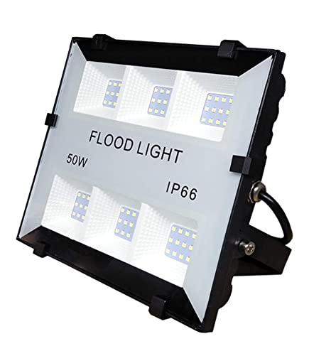 LA) 50w Foco Proyector Led para Exterior Iluminación Decoración ...