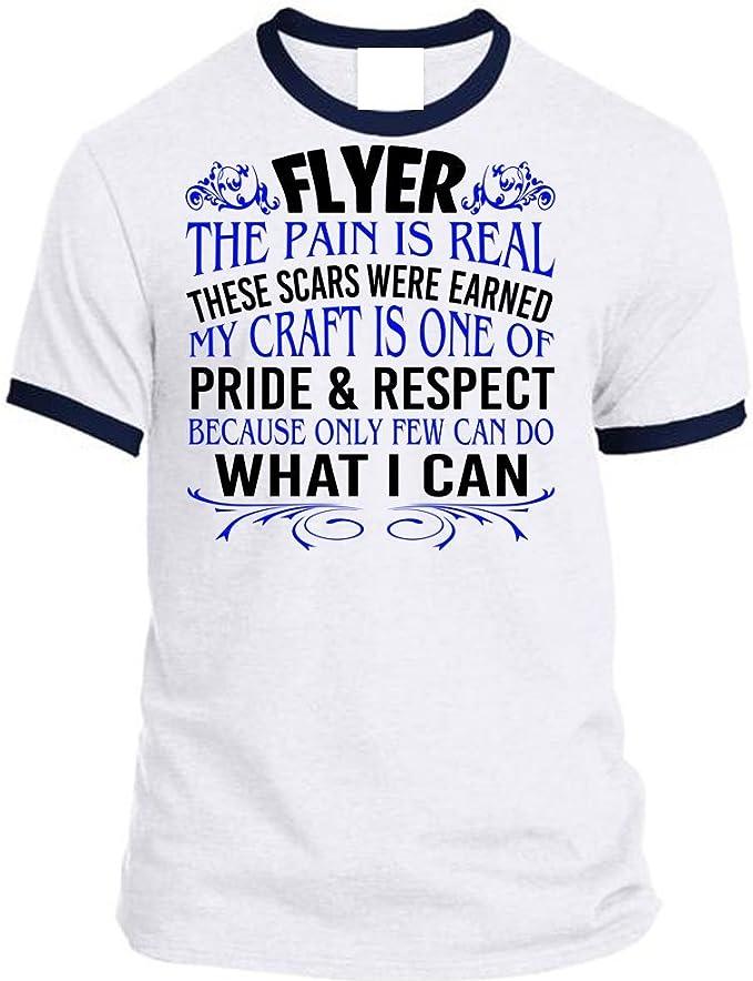 Flyer el dolor es real estas cicatrices se ganado mi Craft T Shirt ...