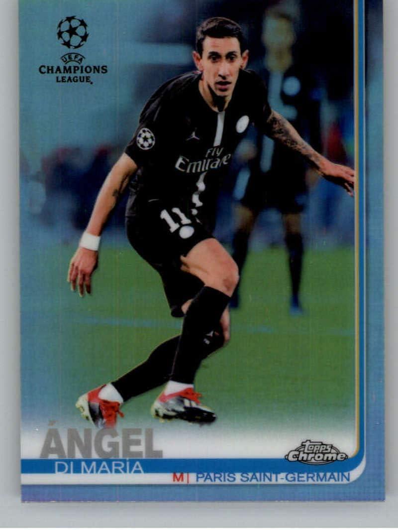 2018-19 Donruss Magicians Soccer #11 Angel Di Maria Argentina Official Panini Futbol 2018//2019 Trading Card