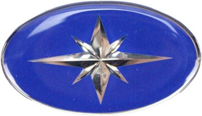 Polaris OEM Star Logo Sticker 2000-2019 RZR Ranger Sportsman Switchback Scrambler Magnum 7078465