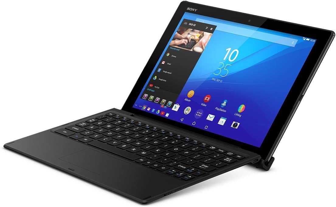 Sony Bluetooth BKB50 Keyboard - Designed for the Xperia Z4 Tablet