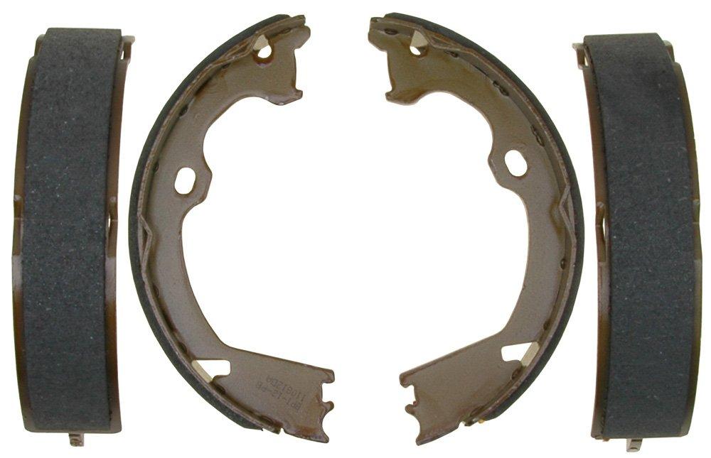 Raybestos 1023PG Professional Grade Drum-in-Hat Parking Brake Shoe Set