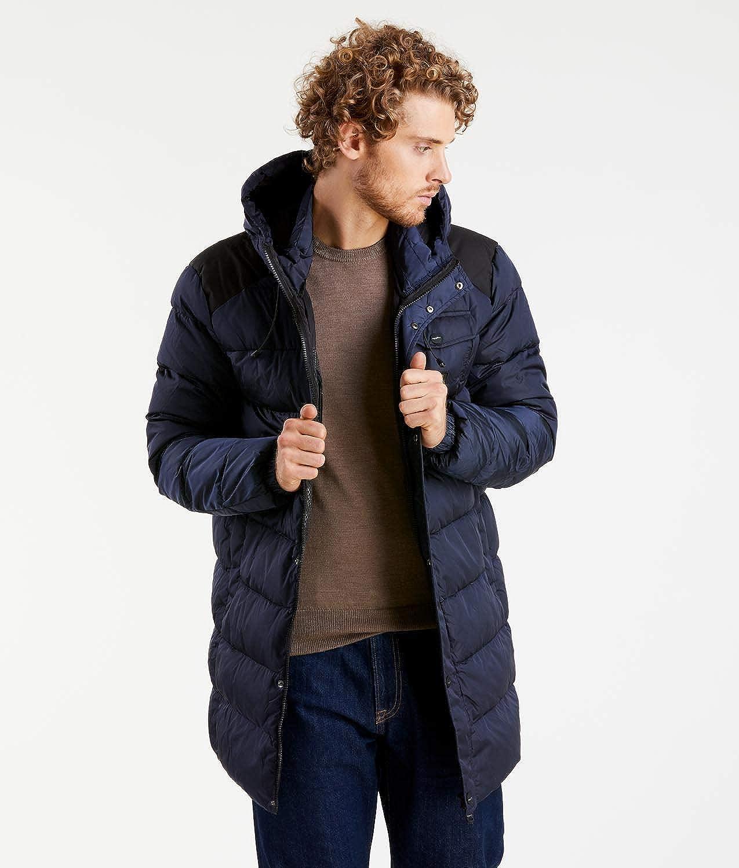 RefrigiWear Herren Long Hunter Jacket Sportjacke