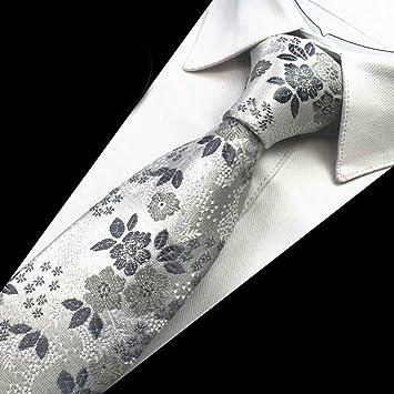 MU Ocio Hombres S Tie Corbata para Hombres Boda Negocios Navidad ...