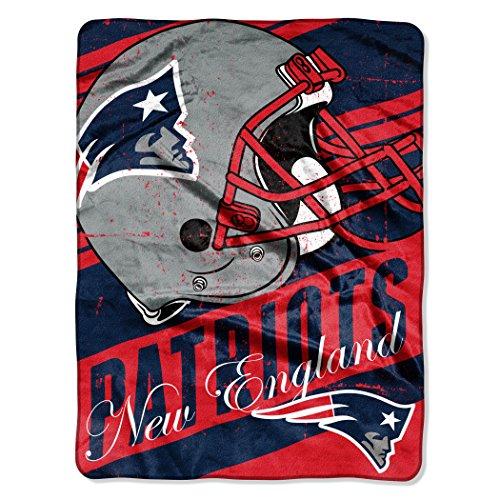 New Patriots Soft Blanket England (NFL New England Patriots