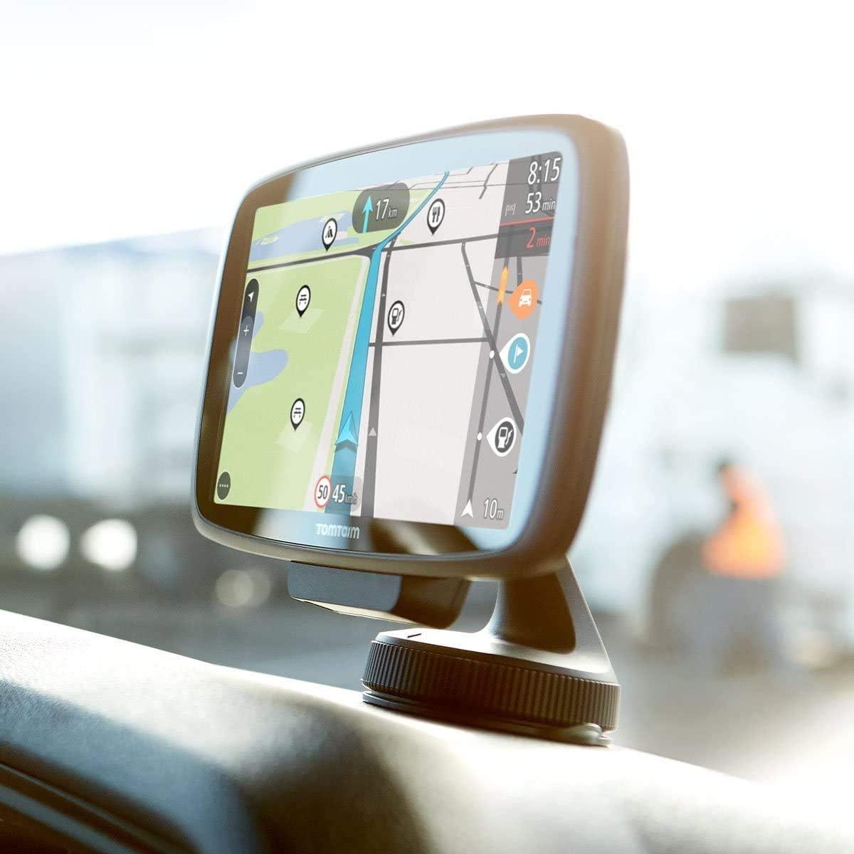 TomTom GPS GO Camper - Test & Avis - Mon GPS Avis.fr