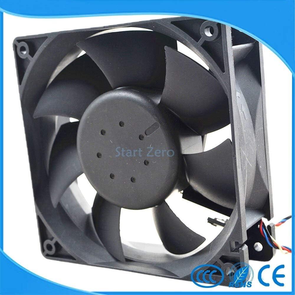 CHUN-Accessory Delta AFC1212DE 12V 1.6A 120mm PWM Case fans 12038 cooling fan 120x120x38mm 4pin