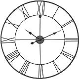 Emotion Ceanothe 34458 Horloge Forge Noir 80 cm