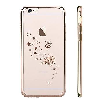 the best attitude 8e4de 0ecae Devia iPhone 6s Case, Bling Stars Series Swarovski: Amazon.co.uk ...