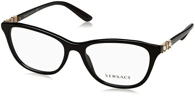 Amazon.com: Versace Women\'s VE3213B Eyeglasses 54mm: Clothing