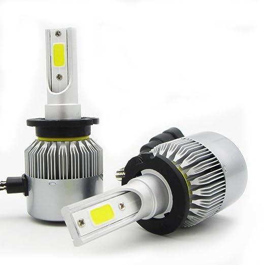 26 opinioni per TXVSO8 D2S/D4S D2R/D4R 110W LED COB Faro dell'automobile Kit 9200LM 6000K Bianco
