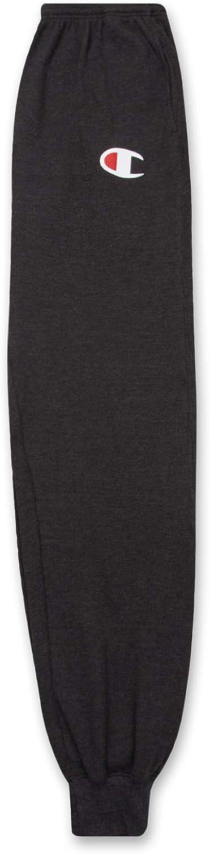 Champion Mens Big and Tall Waffle Thermal Logo Loungewear Jogger Sweatpant