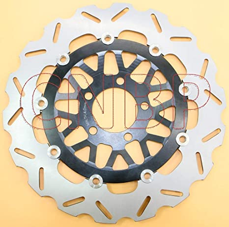 Amazon.com: Disc Rotor for KAWASAKI Z 750 S ZR Z750 2005 ...