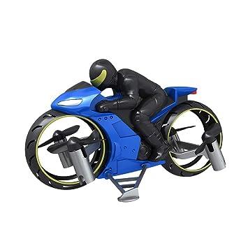 Lukame✯ Nuevo Dron Rc Rc de 360 Grados de Modo Dual Para ...