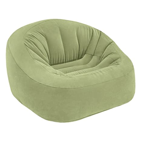 Amazon.com: Intex Inflatable Chair Beanless Bag Club in ...