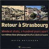 Retour à Strasbourg
