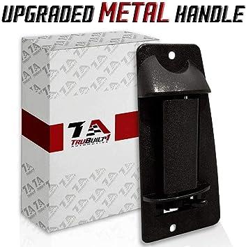 Winco 12NA28//E GN75 Steel Push-Pull Knob J.W