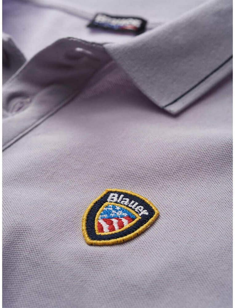 Blauer Polo Polo MC UOMO Mod. T02174 Grigio S: Amazon.es: Ropa y ...