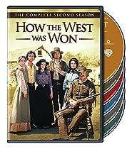 How The West Was Won: Season 2  Directed by Vincent McEveety, Bernard McEveety