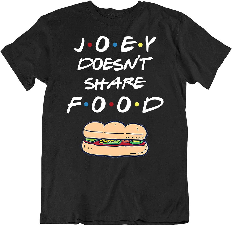 Bubble Hugs Joey Doesnt Share Food Friends - Unisex T Shirt