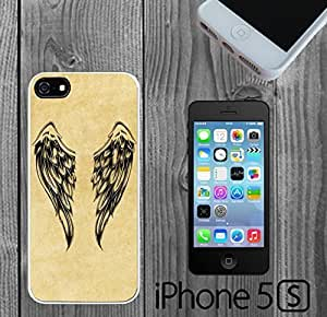 Cool Vintage Angel Wings Custom made Case/Cover/skin FOR iPhone 5/5s hjbrhga1544