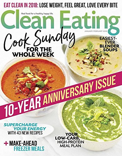 Magazines : Clean Eating