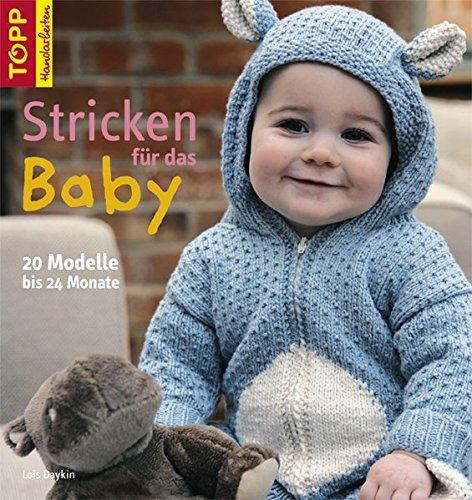 Stricken für das Baby: 20 Modelle bis 24 Monate