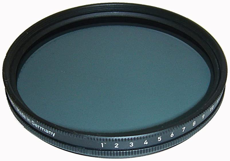 Heliopan 55mm Variable Neutral Density ND Fader Filter