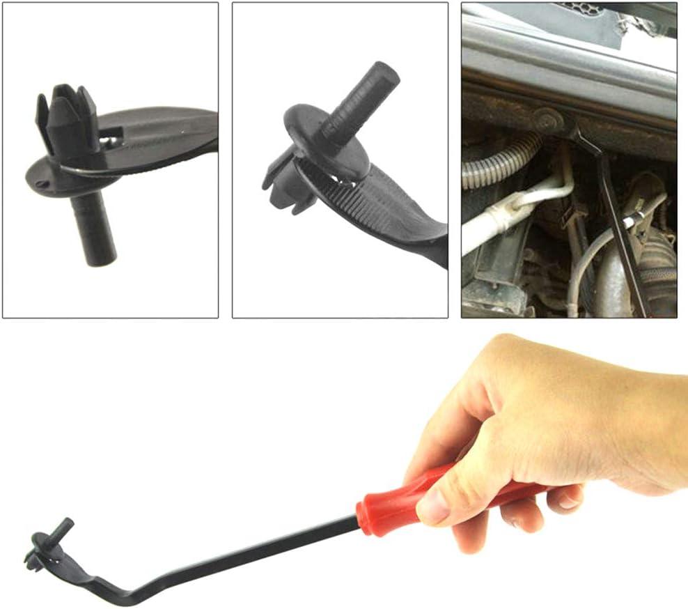 Car Retainer Clips Plastics Fasteners Kit Car Push Pin Rivet Trim Clips