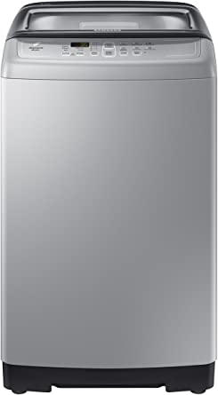 Samsung 6.2 kg Fully-Automatic Top Loading Washing Machine (WA62M4100HV/TL, Imperial Silver)