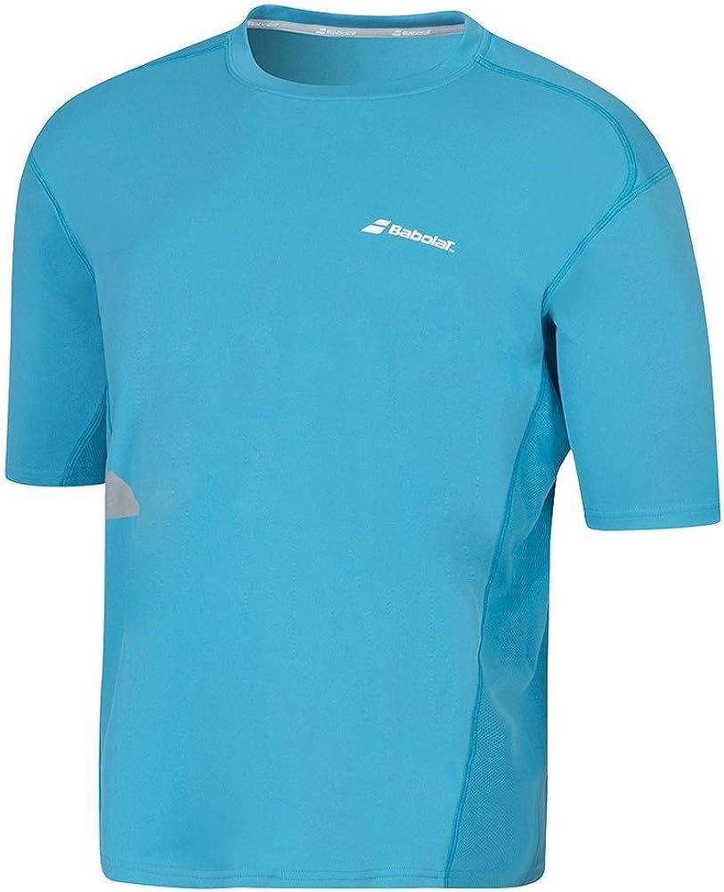 Babolat Herren Match Core Flag T-Shirt Boy Oberbekleidung