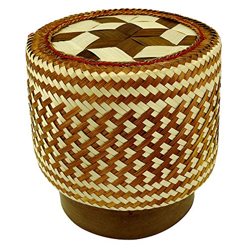 bamboo rice basket - 9
