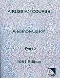 A Russian Course, Lipson, Alexander, 0893570826