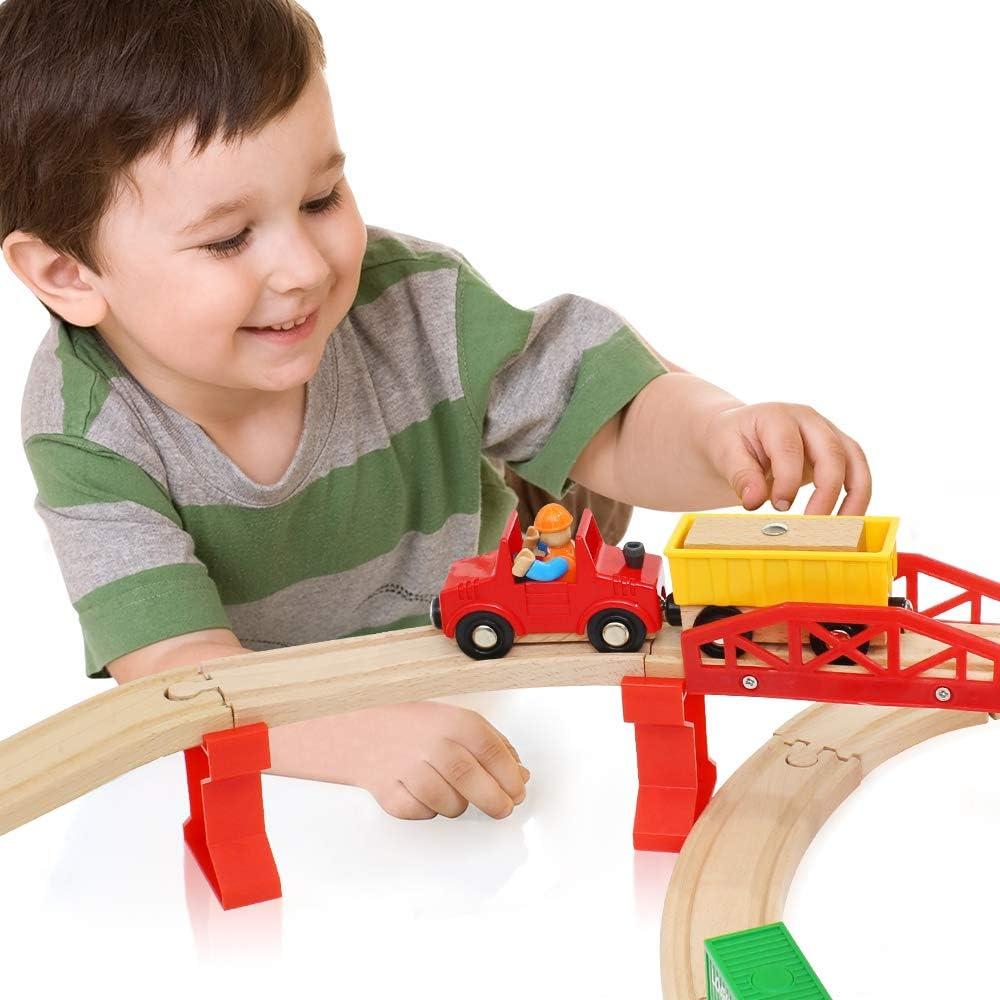 Toy box - train set