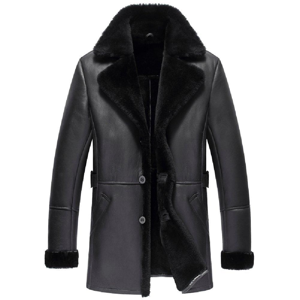 13ed679a71 Denny dora mens shearling coat men aviator jacket pilot jacket mens jpg  1001x1001 Aviator shearling coat