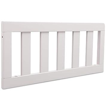 Bianca White Delta Children Toddler Guardrail #0094