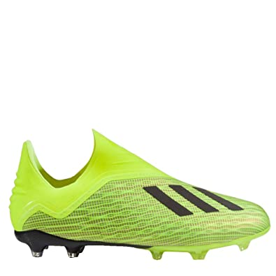 d8be13510 adidas X 18+ Kid s Firm Ground Soccer Cleats (3.5) Yellow