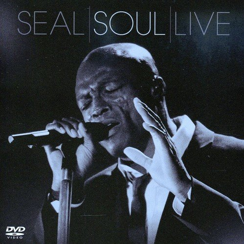 Soul Live + DVD by Seal (2009-07-14)