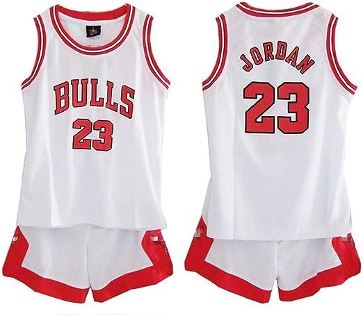 Daoseng Niño NBA Michael Jordan # 23 Chicago Bulls Retro ...
