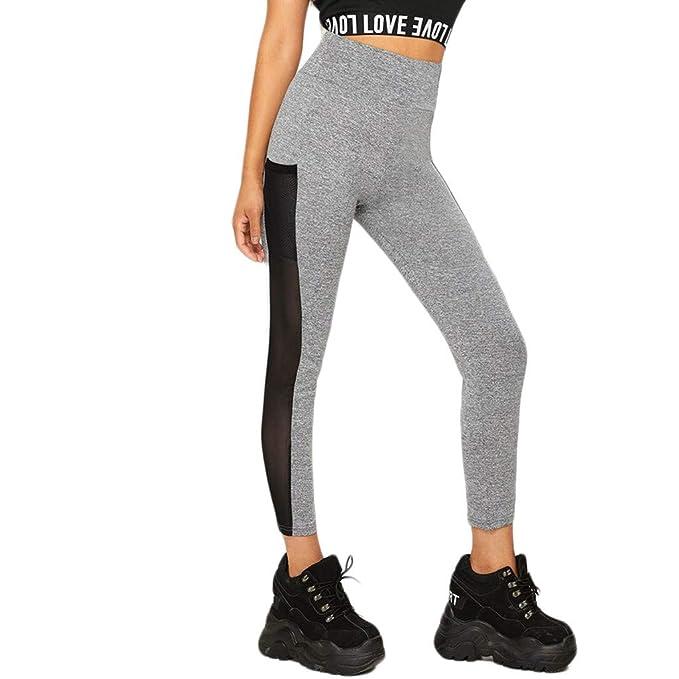 Darringls Leggings Deporte Mujer, Pantalones Deportivos ...