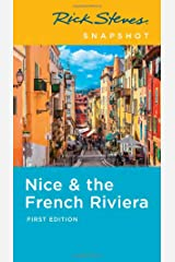 Rick Steves Snapshot Nice & the French Riviera Paperback