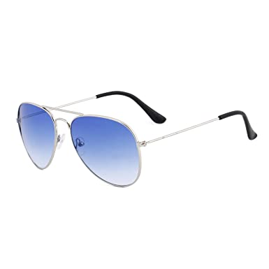 a91f1ff487 Royal Son UV Protected Aviator Men and Women Sunglasses (Silver ...