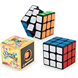 ShowTopGlobal Magic Cube Speed Cube Puzzles, 3 x 3 Cube