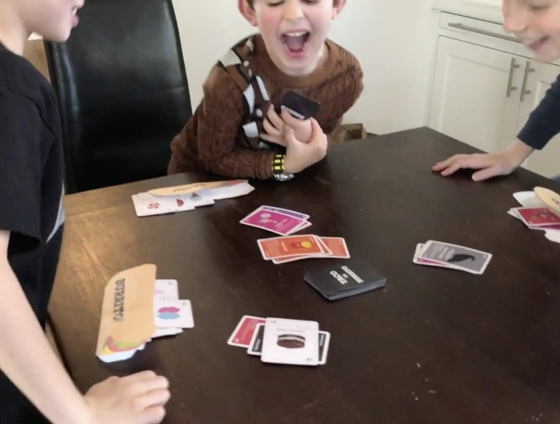 Taco vs Burrito - The Wildly Popular Surprisingly Strategic Card Game Created by a 7 Year Old by Taco vs Burrito